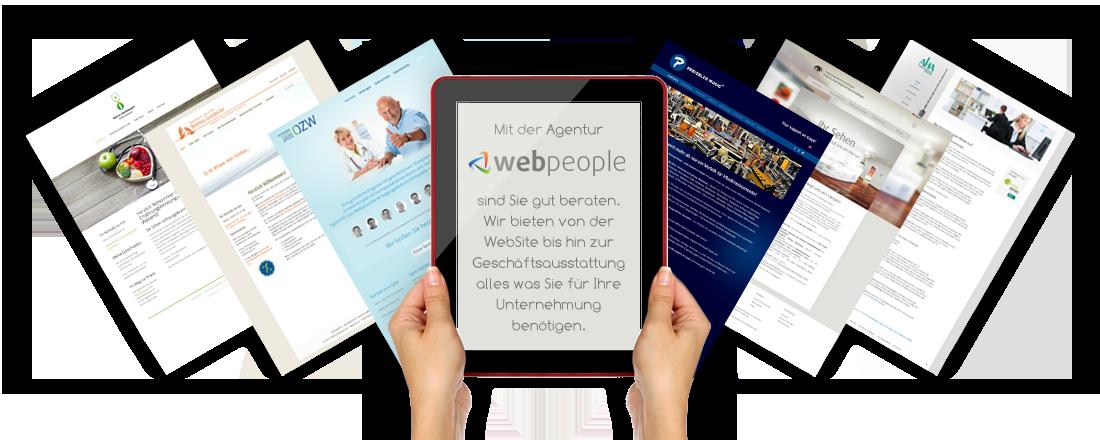 Referenzen von webpeople, Berlin